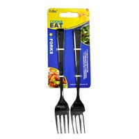 4 Forks on Card