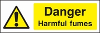 Warning and Chemical Danger Sign WARN0012-1720