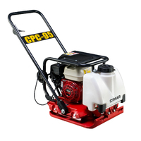 CIMAR CPC-95 Plate Compactor 20in with Honda GX160