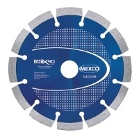 Mexco 150mm Abrasive Material X90 Grade
