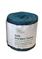 Mill Farm Green Jute Twine Large 250g Spool