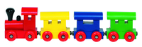 Wooden Train (P/Sng Min 1)