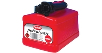 CARPLAN PETROL CAN RED 5 LTR
