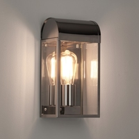 NEWBURY EXTERIOR WALL LIGHT POLISHED NICKEL | LV1702.0128