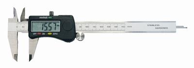 Digital Caliper 0-155mm Large Display