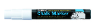 Artline Pen Chalk Marker - White