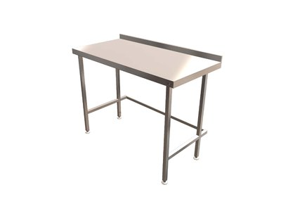 Wall Bench 900mm x 600mm x 900mm with Void