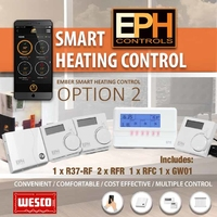 Ember Smart Heating Control 3 Zone Kit