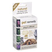 Pet Remedy Plug-in Calming Diffuser + 40ml Bottle x 1