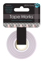 Tape Love Red (Priced in singles, order units of 4)