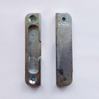 TIMBER DOOR LOCK ROLLER KEEP