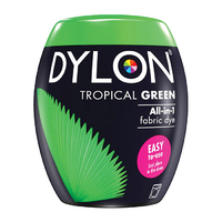 Dylon Machine Dye Pod 350g 03 Tropical Green