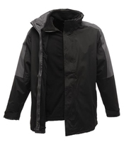 Regatta TRA130 DEFENDER III Waterproof 3-IN-1 Jacket