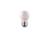 4.5w LED-E G45 Flament E27 Dimmable 2700K Frosted