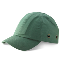 Beeswift Baseball Bump Cap, Green
