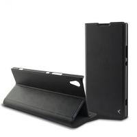 Ksix Black folio case for Xperia L1