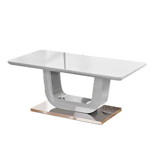 Edie Grey Coffee Table