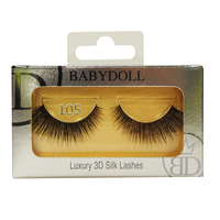 Babydoll Luxury 3D Silk Lashes 105