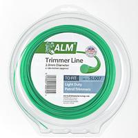 ALM Round Trimmer Line (126m X 2.0mm) Bulk 1/2Kg Pack - SL007