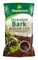 Shamrock Medium Chip Bark 75 litre