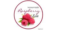 homemade jam label