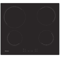 CANDY CERAMIC HOB STAINLESS STEEL