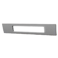 Fumagalli Nina 190 8.5W LED Wall / Brick Light Grey