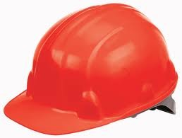 Safety Helmets Red