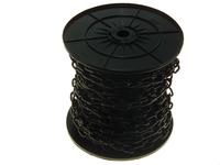 PREMIER 30 MTR 4 X 19 MM BLACK CHAIN
