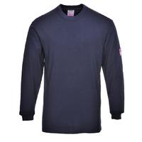 Portwest Flame Retardant Antistatic T-Shirt Navy