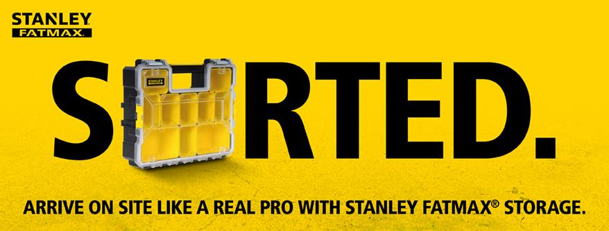 Stanley Storage Solutions
