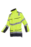 Sioen Bowman Hi-vis winter rain jacket