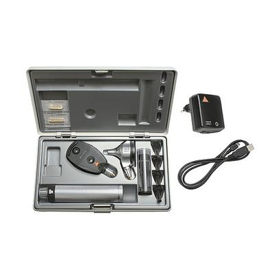 HEINE BETA4 USB BETA 200 OTO/OPH Set + Lead 3.5v