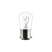 G.E 15W BC PYGMY LAMP CLEAR