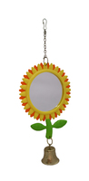 Beaks Sunflower Mirror x 6