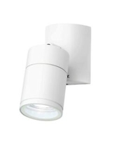 1 Light GU10 Wall Spotlight