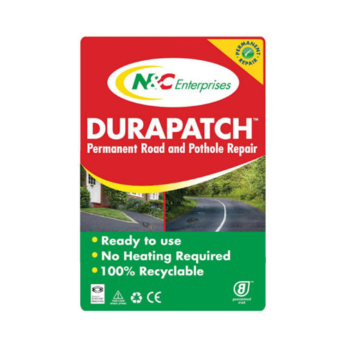 Durapatch Road & Pothole Repair - 25KG
