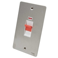 Cooker Switch Ultimate with Neon Stainless Steel
