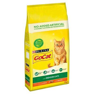 Go-Cat Comp Indoor 2kg