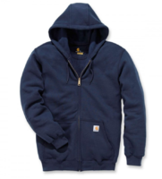 CARHARTT K122 ZIP HOODED SWEATSHIRT