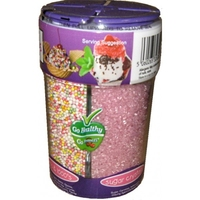 QS 4 CELL LARGE JAR RAINBOW SPRINKLES