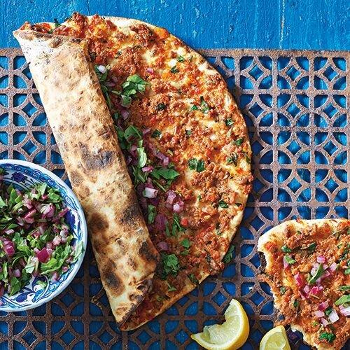 Lahmacun - Turkish Pizza 10x160gram