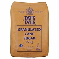 Granulated Sugar (Tate and Lyle) 1x25kg
