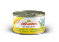 Almo Nature Classic Dog Can Homemade Chicken, Carrot & Potato 95g x 24