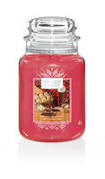 Large Alpine Yankee Candle After Sledding