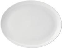 Purewhite Oval Plate 36cm Carton of 18