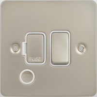 Spur Unit Ultimate Switched with Neon and Flex Out Pearl Nickel