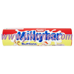 Christmas Milkybar Button Tube x15