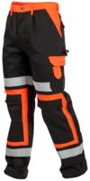 Westpeak Hi Vis Kneepad Polyester/Cotton Cargo Trouser 290gsm