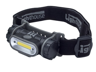 Elite 150 Lumens Rechargeable Headlight